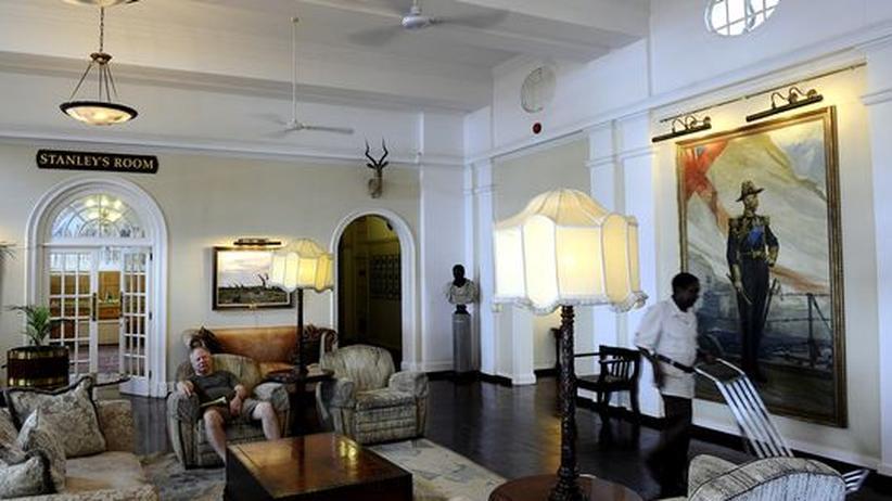 Simbabwe: Die Neureichen kommen nach Victoria Falls