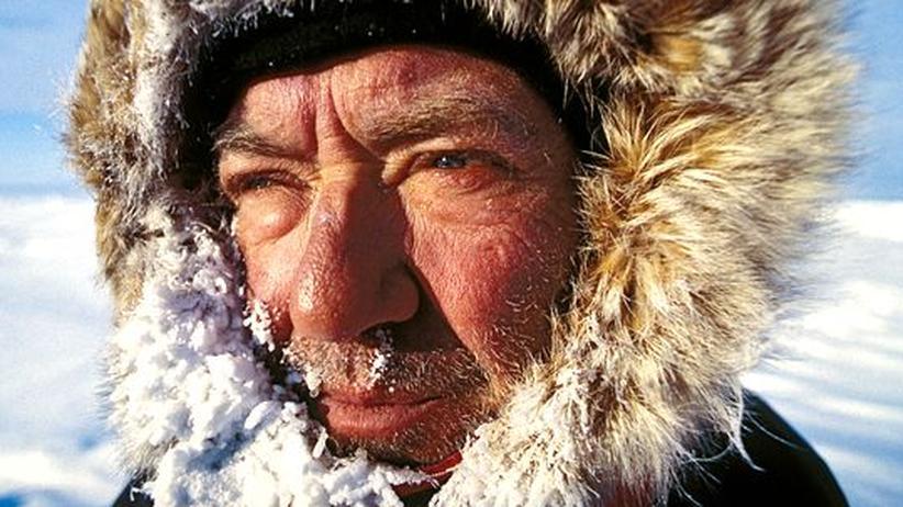 Polargebiete: Michael Vogeley