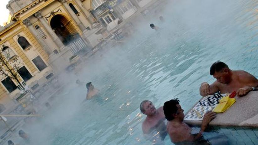 Wussten Sie, dass...: Budapest, Millionenstadt auf heißen Quellen