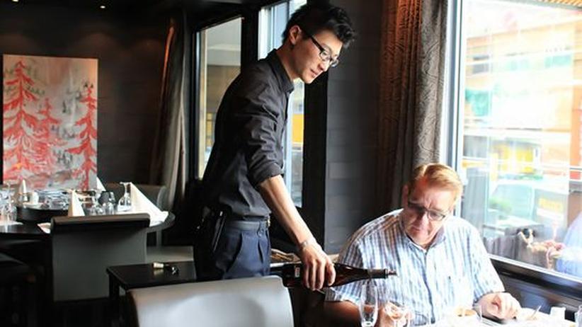 Hotelfachschule: Studieren in der Schweiz, Prestige in China