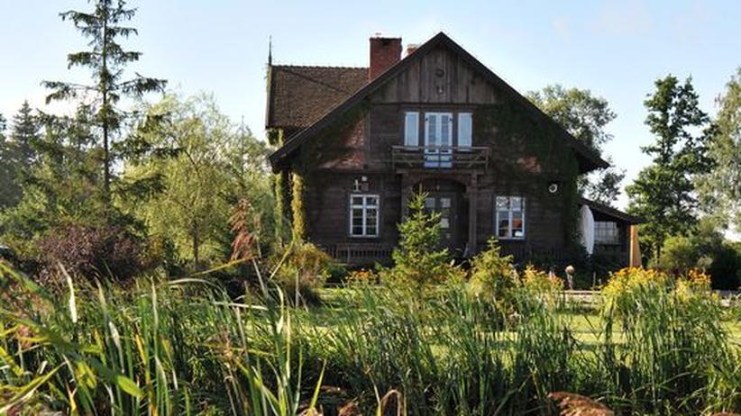 Urlaub in Polen: Nur die Ruhe...