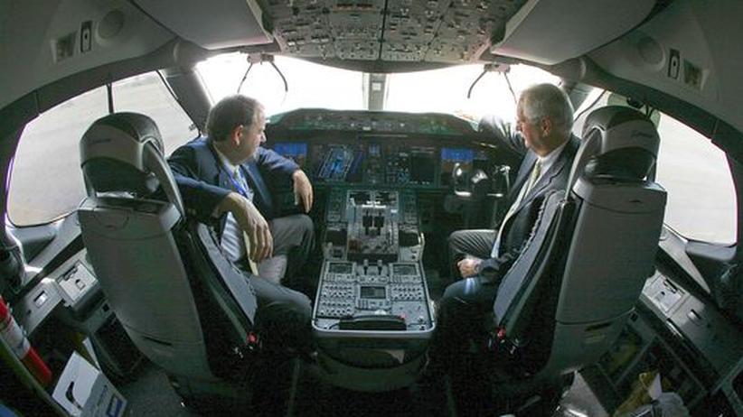 Aerotoxisches Syndrom: Unklarheit über giftige Luft im Flugzeug