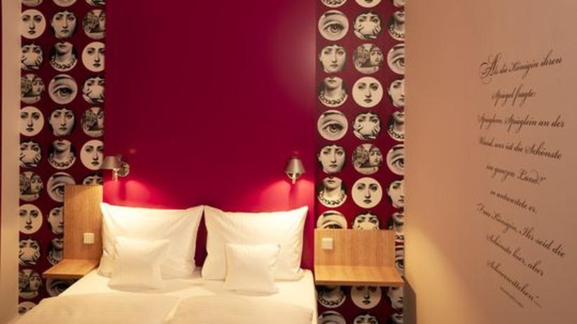 Grimm's Hotel: Es war einmal in Berlin-Mitte