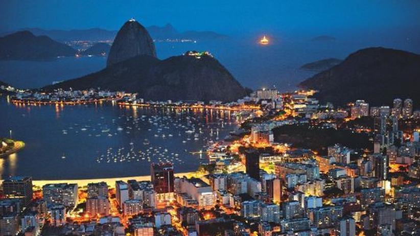 Rio de Janeiro: Generalüberholung für eine Millionenmetropole