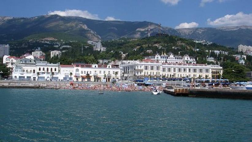 Ukraine: Auf dem Rücken der Krim