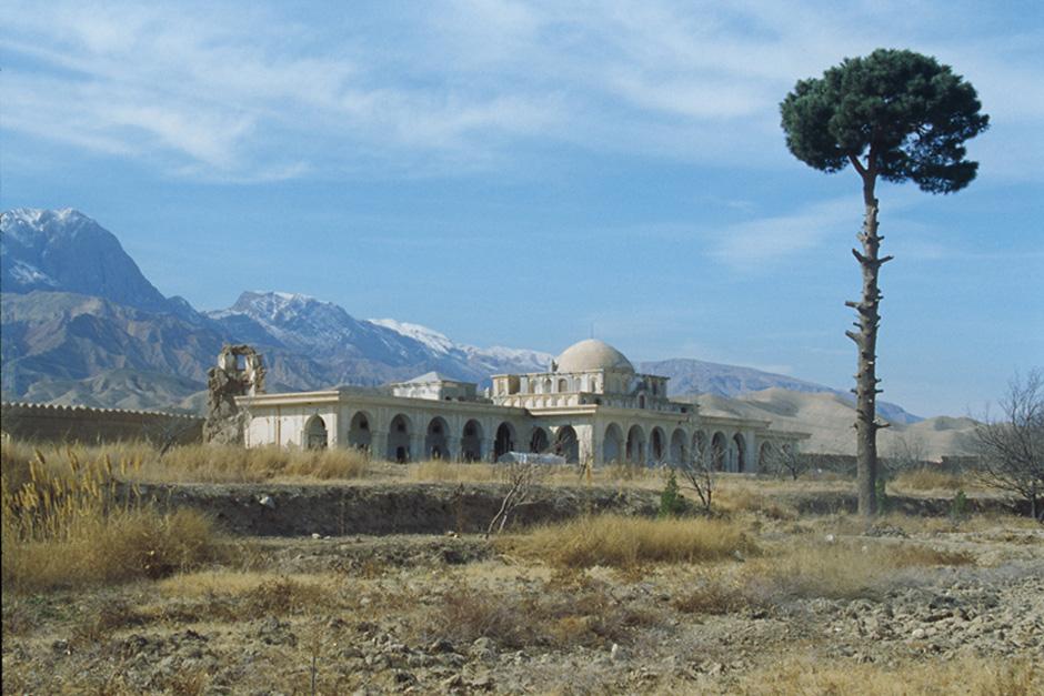Bagh-e Jahan Nama-Palast in Kholm