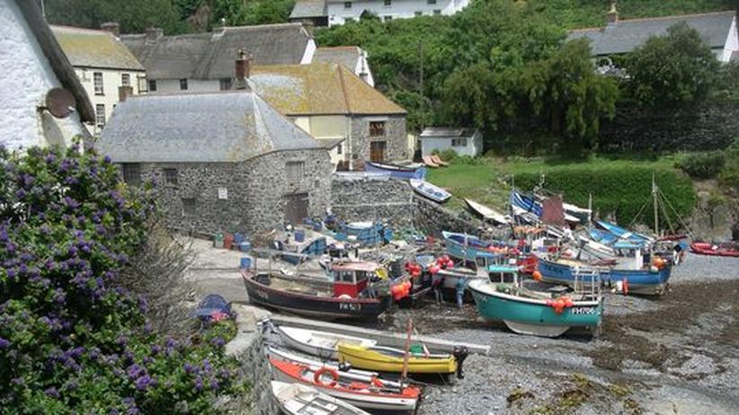 Cornwall: Romantik ohne Zuckerguss
