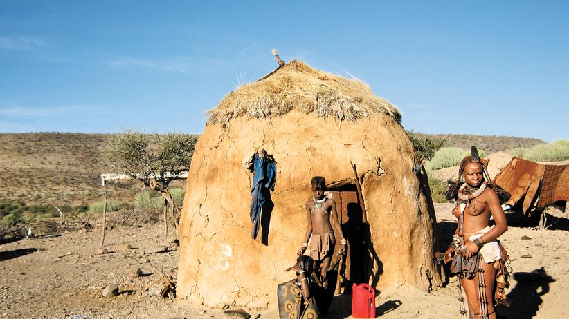 Hirtenvolk: Mach dich mal ocker unter Namibias Himba