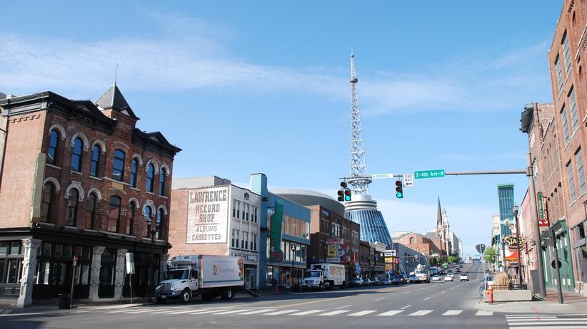 Country: In Nashville spielt die Musik