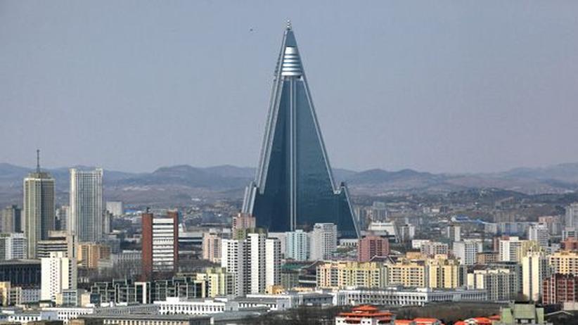 Nordkorea: Griff nach den Sternen