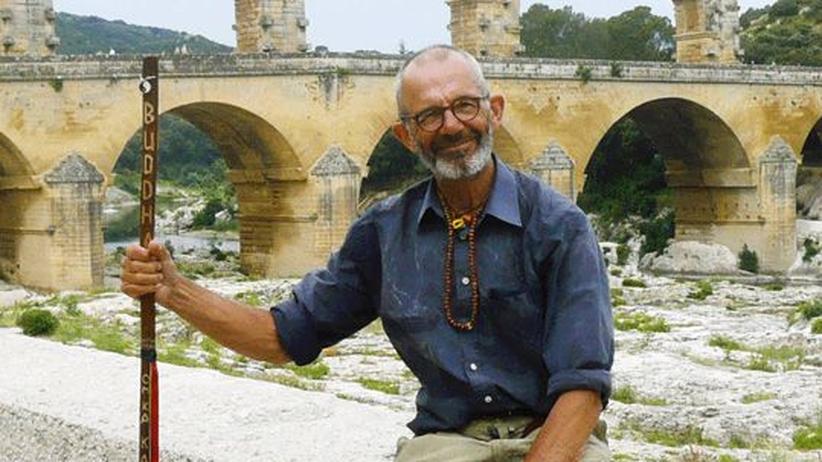 Buddhistischer Pilgerweg: Ganz entspannt ins Hier und Jetzt