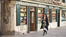 Die Bar Rosa Salva in Castello: Hier trinkt Donna Leon ihren Kaffee am liebsten