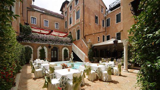 Ein Fest fürs Auge: Das Hotel Giorgione