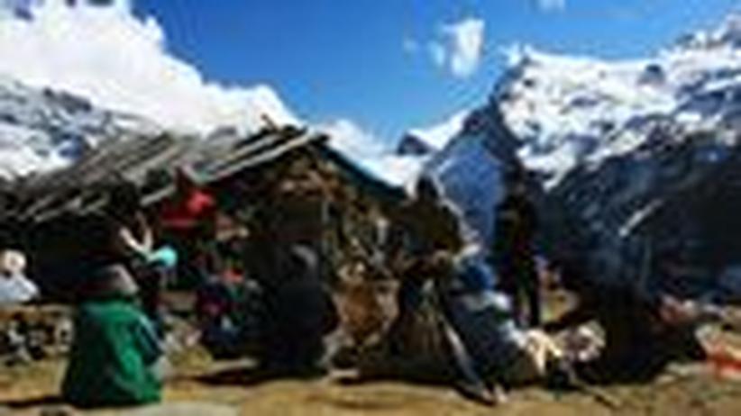 Trekkingtour: Eiskalter Höhenrausch im Himalaya