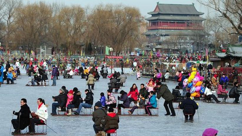 Peking: Schöne neue Stadt