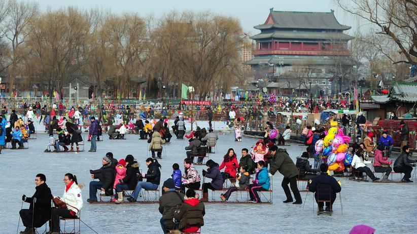 Peking: Das Alte ist nicht repräsentativ genug
