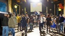 House-Party im Popcorn Club auf dem Festland
