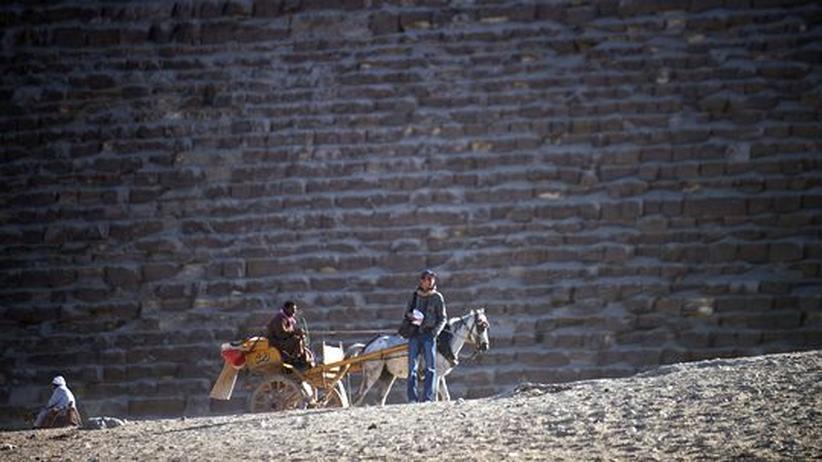 Reiseland Ägypten: Wer nur baden will, hat nichts zu fürchten