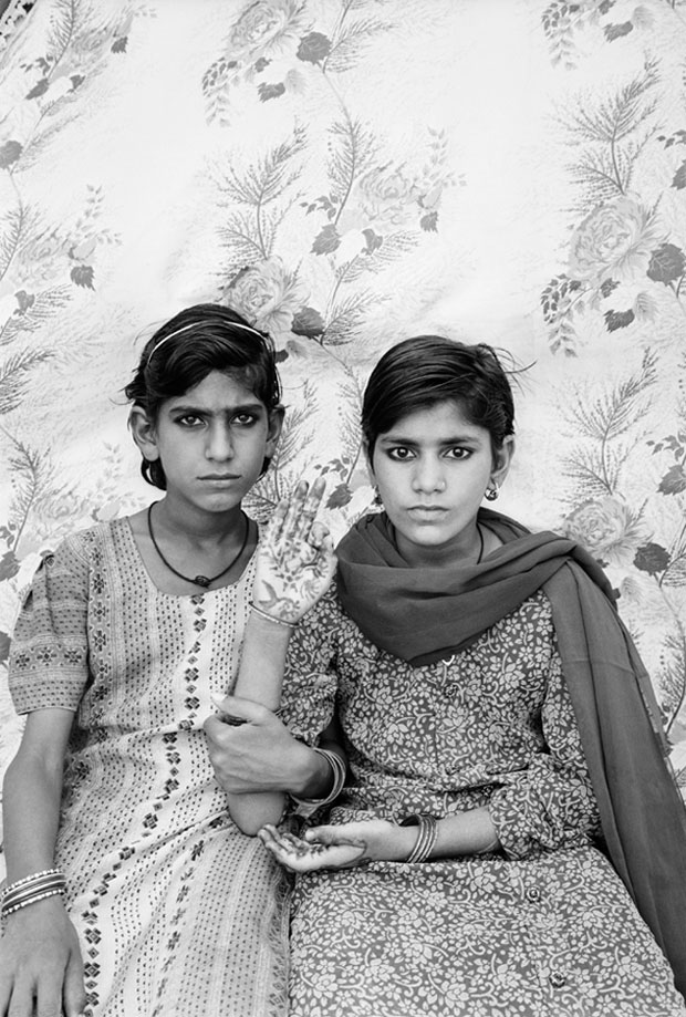 Manju und Nirmala