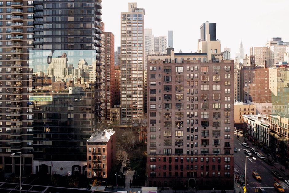 new york bildband in midtown zu berge zeit online. Black Bedroom Furniture Sets. Home Design Ideas