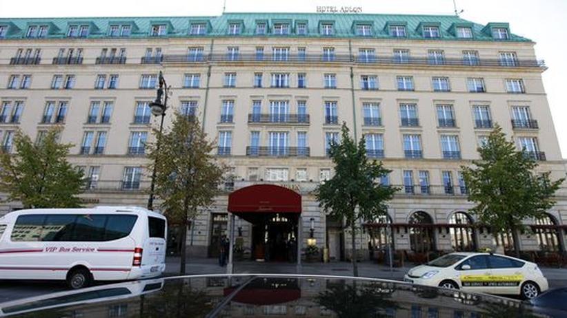 Hotel: Das Hotel Adlon in Berlin