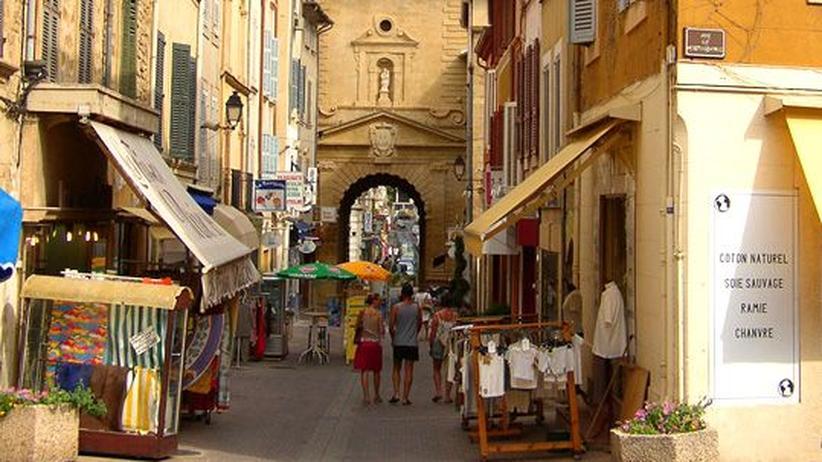 Südfrankreich: Aus reinem Interesse