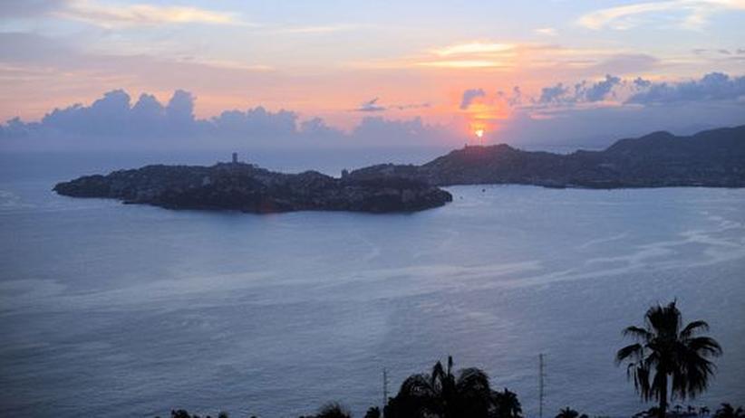Acapulco: Niedergang eines Ferienorts