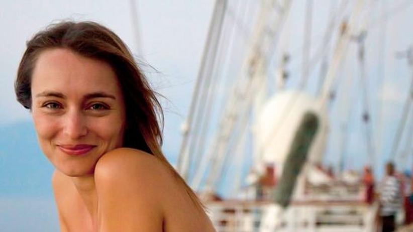FKK-Cruise: Nur mit Sonnencreme bekleidet