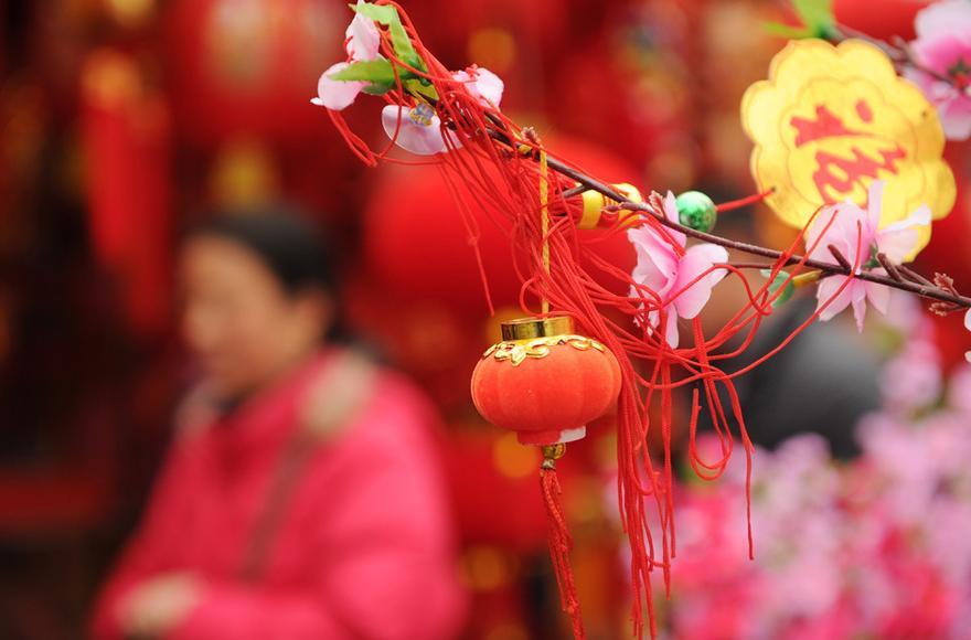 Chinesisches Neujahr: Warten auf die Schlange   ZEIT ONLINE