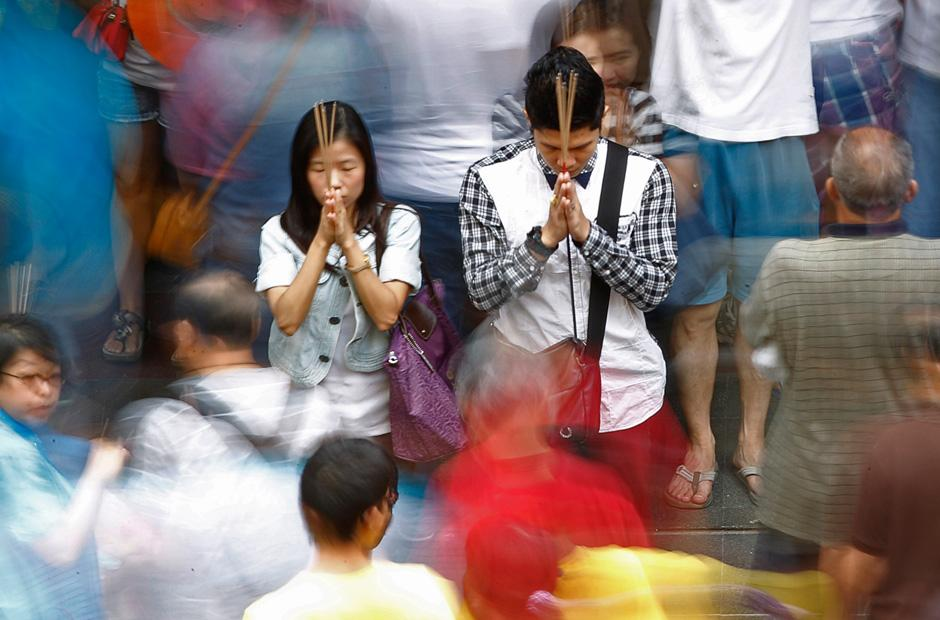 Chinesisches Neujahr: Warten auf die Schlange | ZEIT ONLINE
