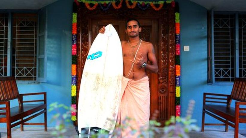 Ashram für Surfer: Wellen der Erleuchtung