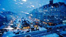 Der Naschmarkt im Winter
