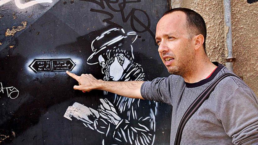 Tel Aviv: Sprachspiele mit Spraydosen