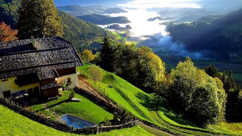 Bed & Breakfast: Historische Nächte in Südtirol