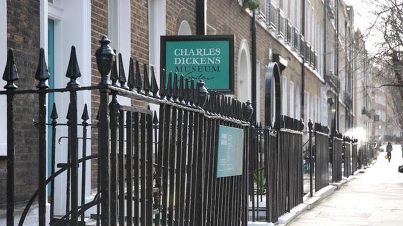 Charles Dickens: Große Wartungen