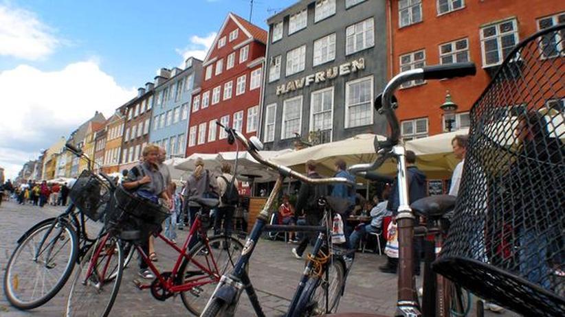 Kopenhagen mit Apps: So weit der Akku reicht