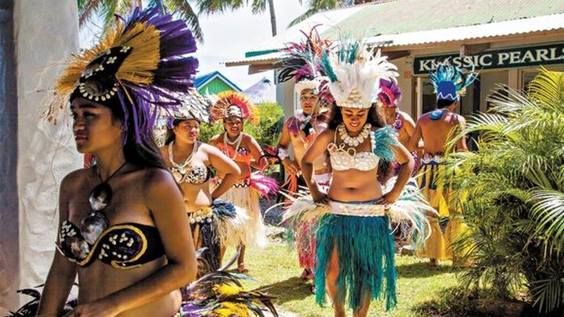 Cook Islands: Die Leichtigkeit der Schwergewichte