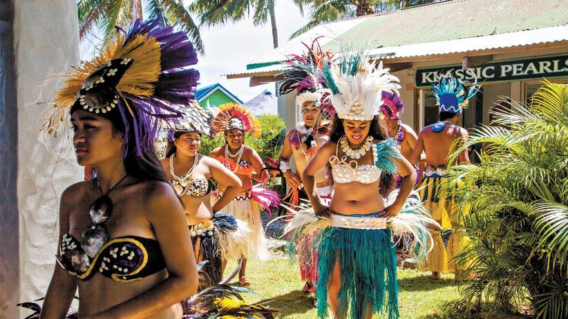 Cook Islands: Essen aus dem Paradiesgarten