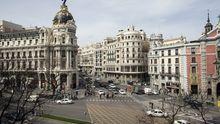 Die Gran Vía steht für Modernität.