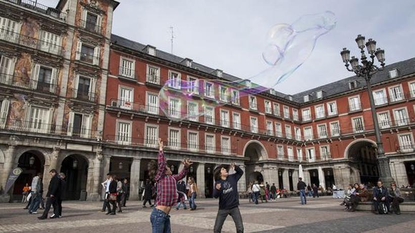City Guide Madrid: Eine Stadt macht blau