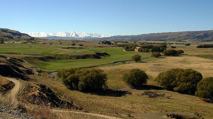 Neuseeland: Der Otago Rail Trail ist ein Radweg, der durch das Patagonien Neuseelands führt.
