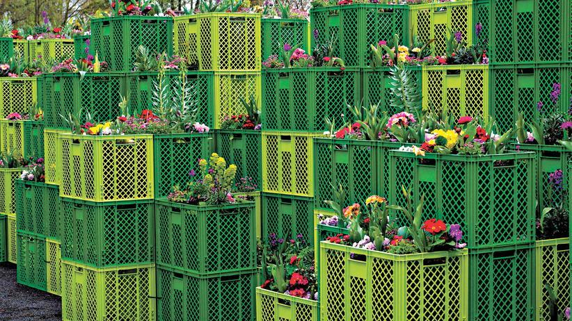 """""""In 80 Gärten um die Welt"""" lautet das Motto der Internationalen Gartenschau in Hamburg."""