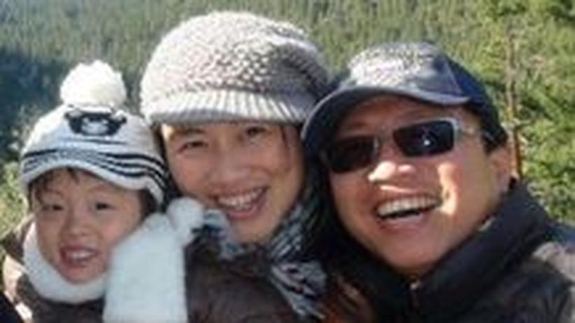 Laura Lin und ihre Familie