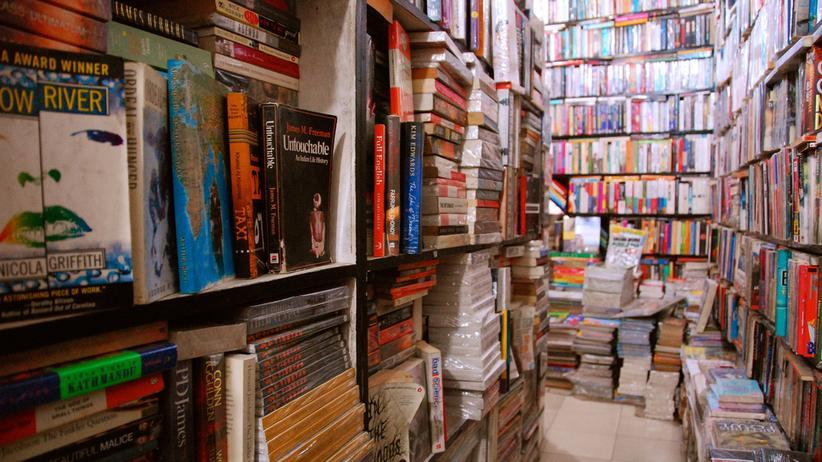 Bücher auf Reisen: Zerlesene Träume