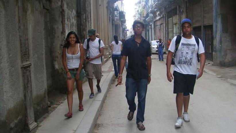 Havana Kuba Reise Foto