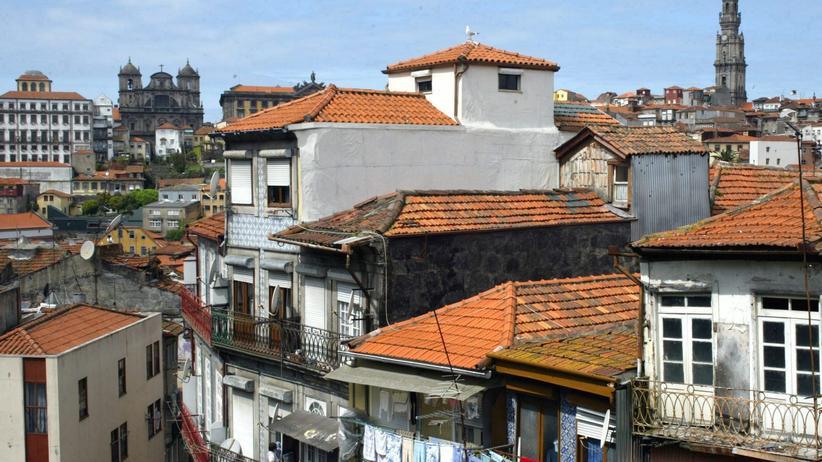 Porto: Taubendreck und Ufo-Look