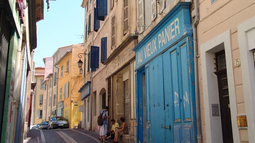"Kulturhauptstadt 2013: Das ""Quartier du Panier"" gilt als ältestes Viertel Marseilles"