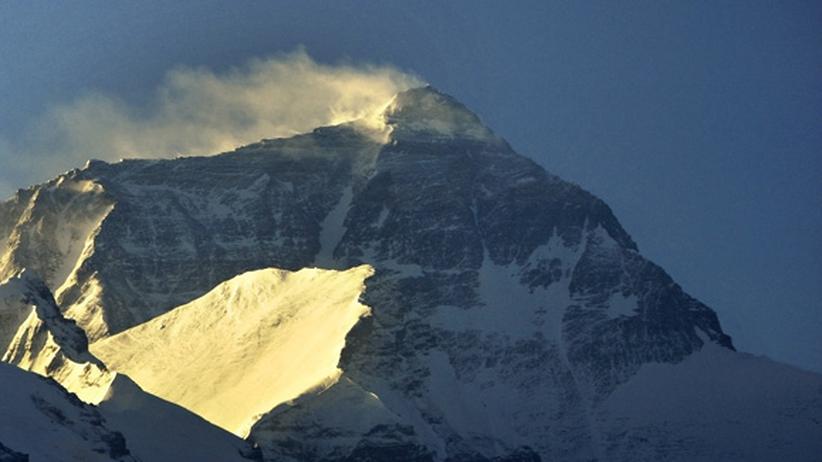 """Mount Everest : """"Da oben ist die Stimmung manchmal gereizt"""""""