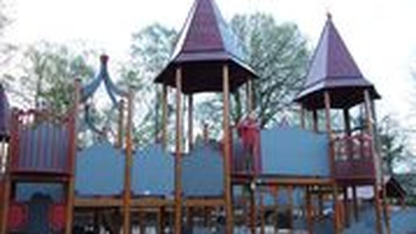 Spielplatz im Vigeland Park
