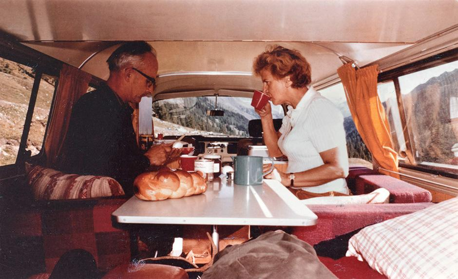 Weltreise im VW-Bus
